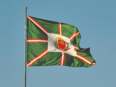 11 De Maio: Oficialização Da Bandeira De Curitiba