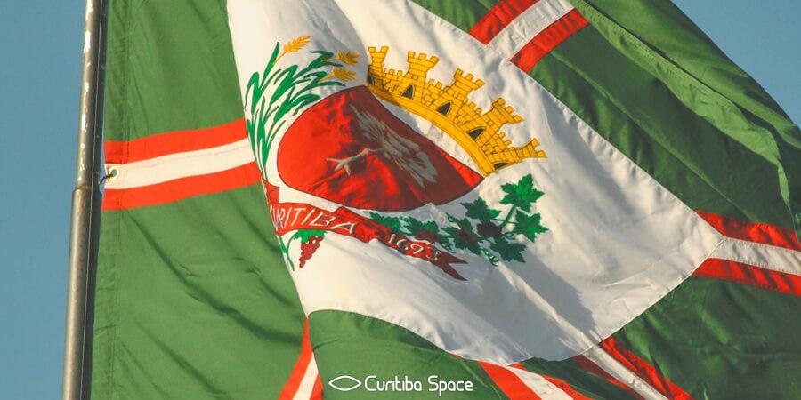 11 de maio: Oficialização da Bandeira de Curitiba - Curitiba Space