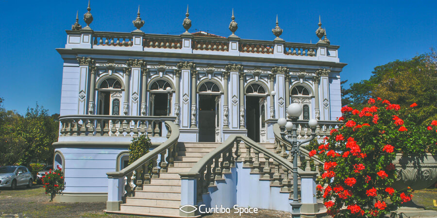 BRDE Palacete dos Leões - Curitiba Space
