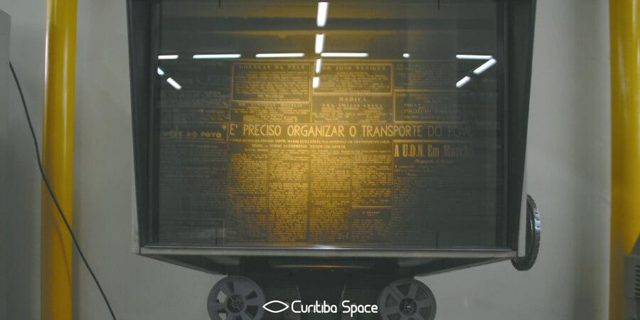 Biblioteca Pública do Paraná - Curitiba Space