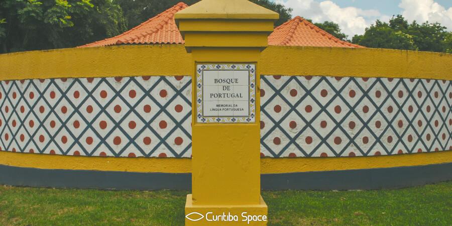 Bosque de Portugal - Curitiba Space