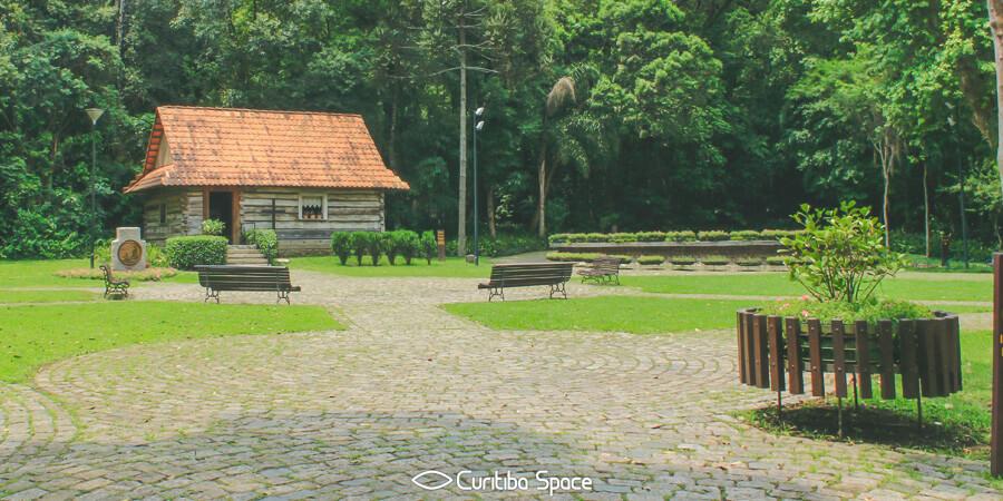 Bosque do Papa - Bosque Estadual João Paulo II - Curitiba Space