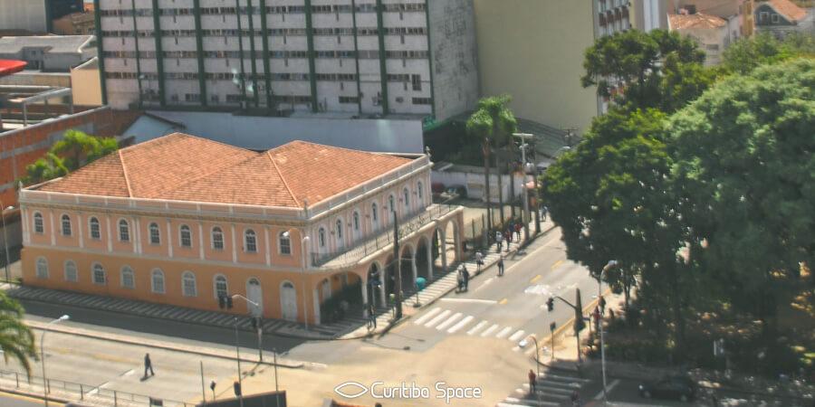 Casa Emílio Romani - Curitiba Space