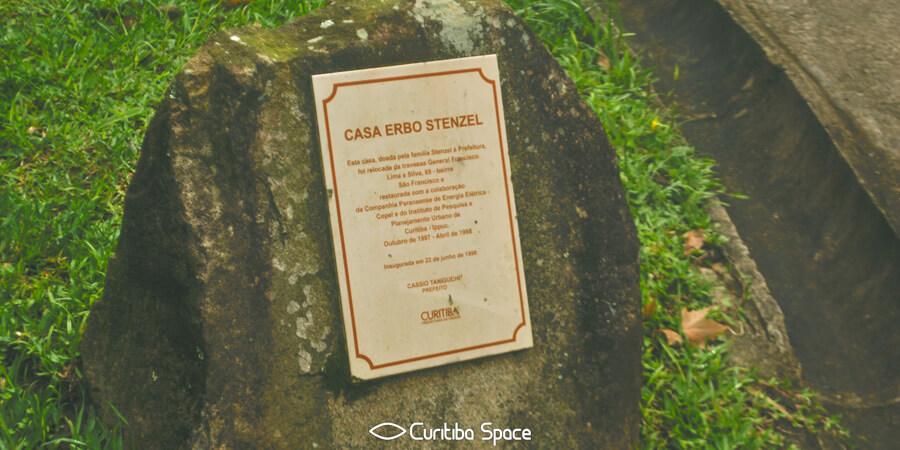 Casa Erbo Stenzel - Curitiba Space