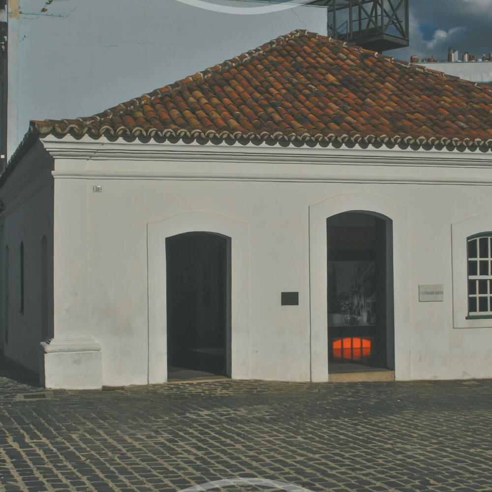 14 De Dezembro: Fundação Da Casa Romário Martins