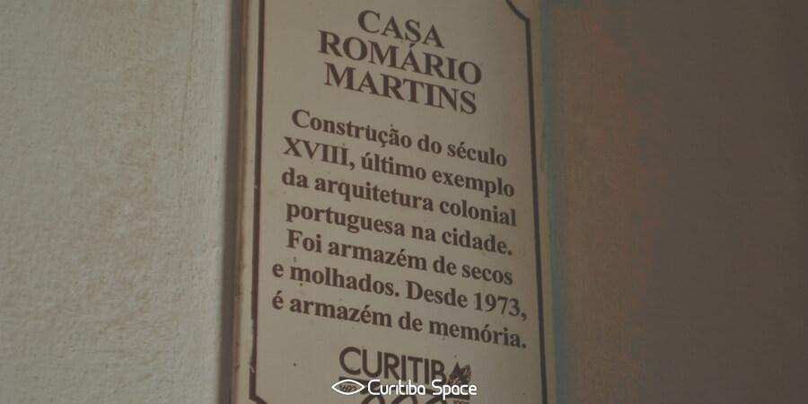 Casa Romário Martins - Curitiba Space