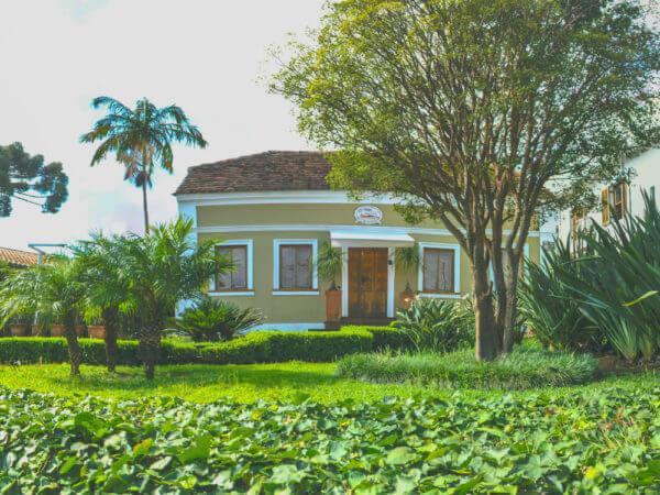 Casa Das Mercês