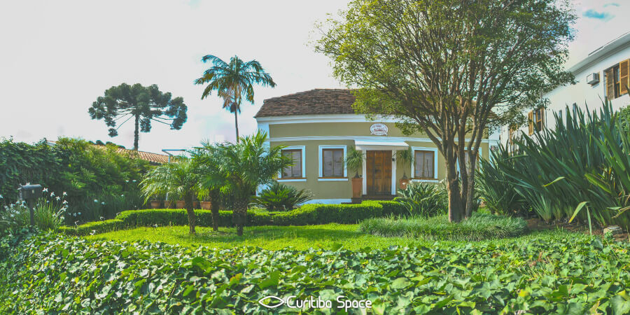 Casa das Mercês - Curitiba Space