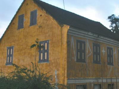 Casa Dos Gerânios