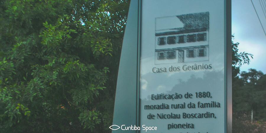 Casa dos Gerânios - Curitiba Space