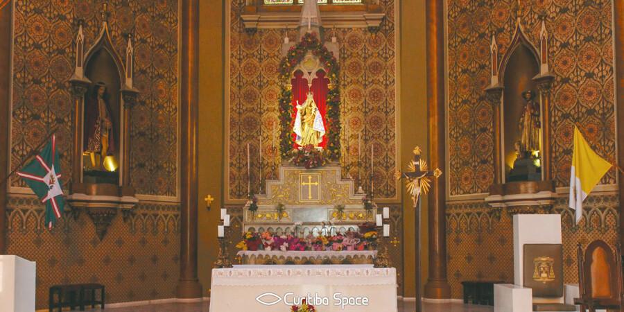 Catedral Basílica Menor de Curitiba - Curitiba Space