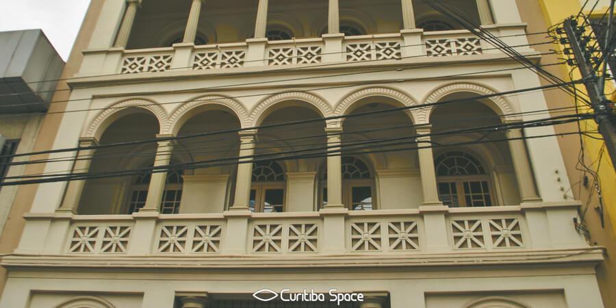 Círculo de Estudos Bandeirantes - Curitiba Space