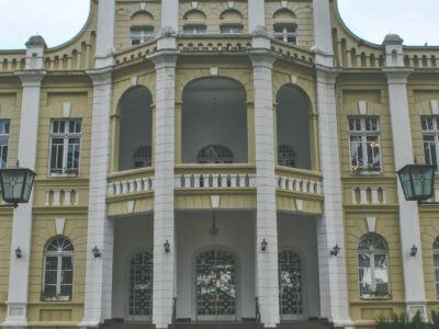 26 De Agosto: Inauguração Do Prédio Histórico Do Clube Concórdia