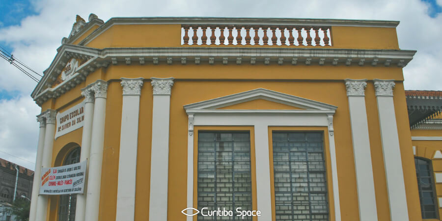 Colégio Dr. Xavier da Silva - Curitiba Space