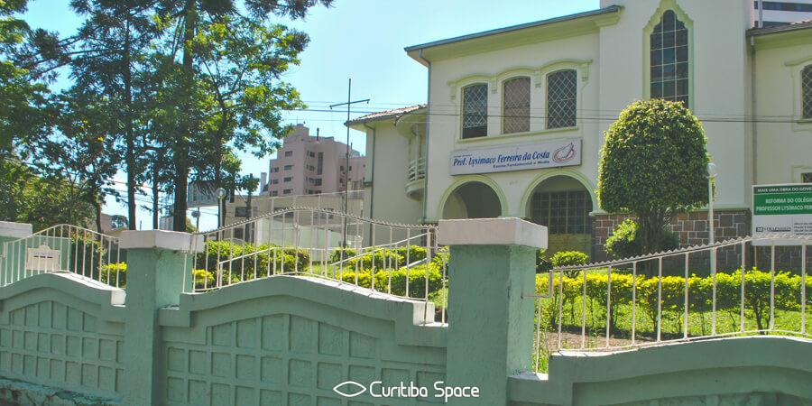 Colégio Estadual Lysimaco Ferreira da Costa - Curitiba Space