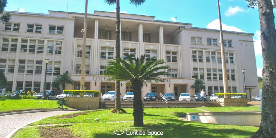 Colégio Estadual do Paraná - Curitiba Space
