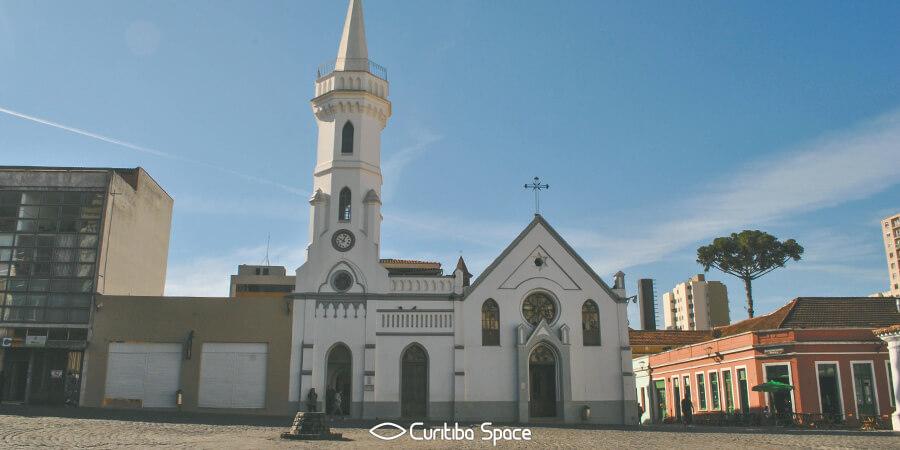 Igreja da Ordem - Curitiba Space