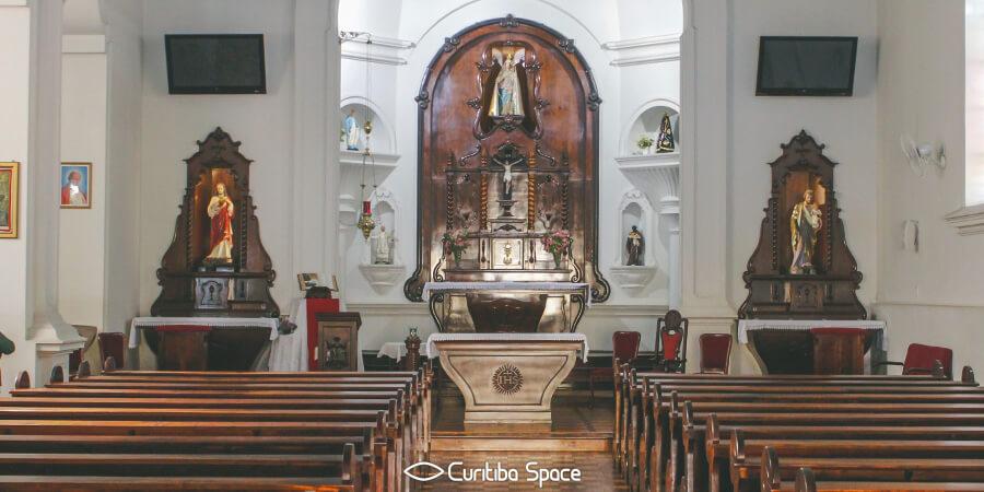 Igreja do Rosário - Curitiba Space
