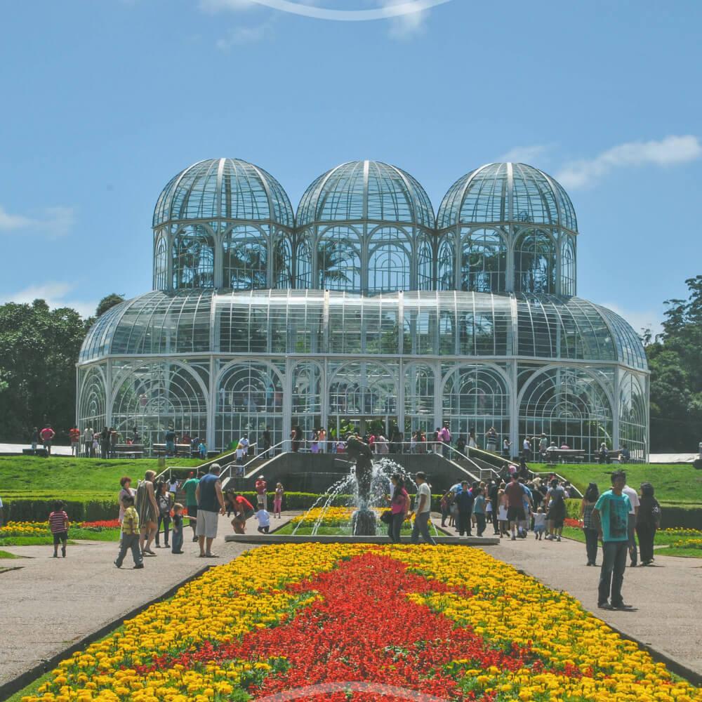 28 De Junho: Inauguração Do Museu Botânico De Curitiba