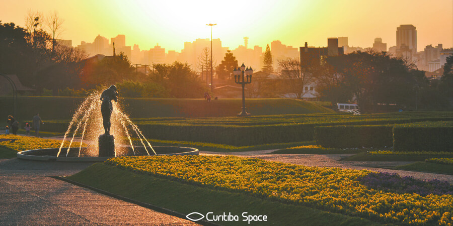 Jardim Botânico - Curitiba Space