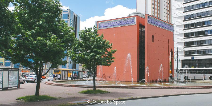 Memorial Árabe - Curitiba Space