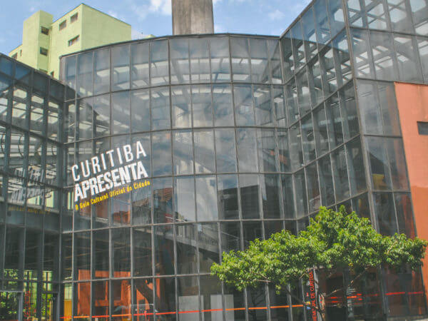 Memorial De Curitiba