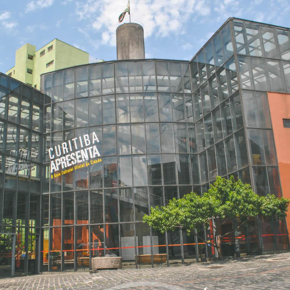 15 De Agosto: Inauguração Do Memorial De Curitiba