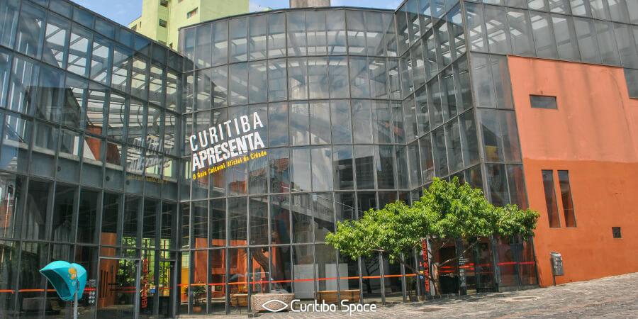 Memorial de Curitiba - Curitiba Space
