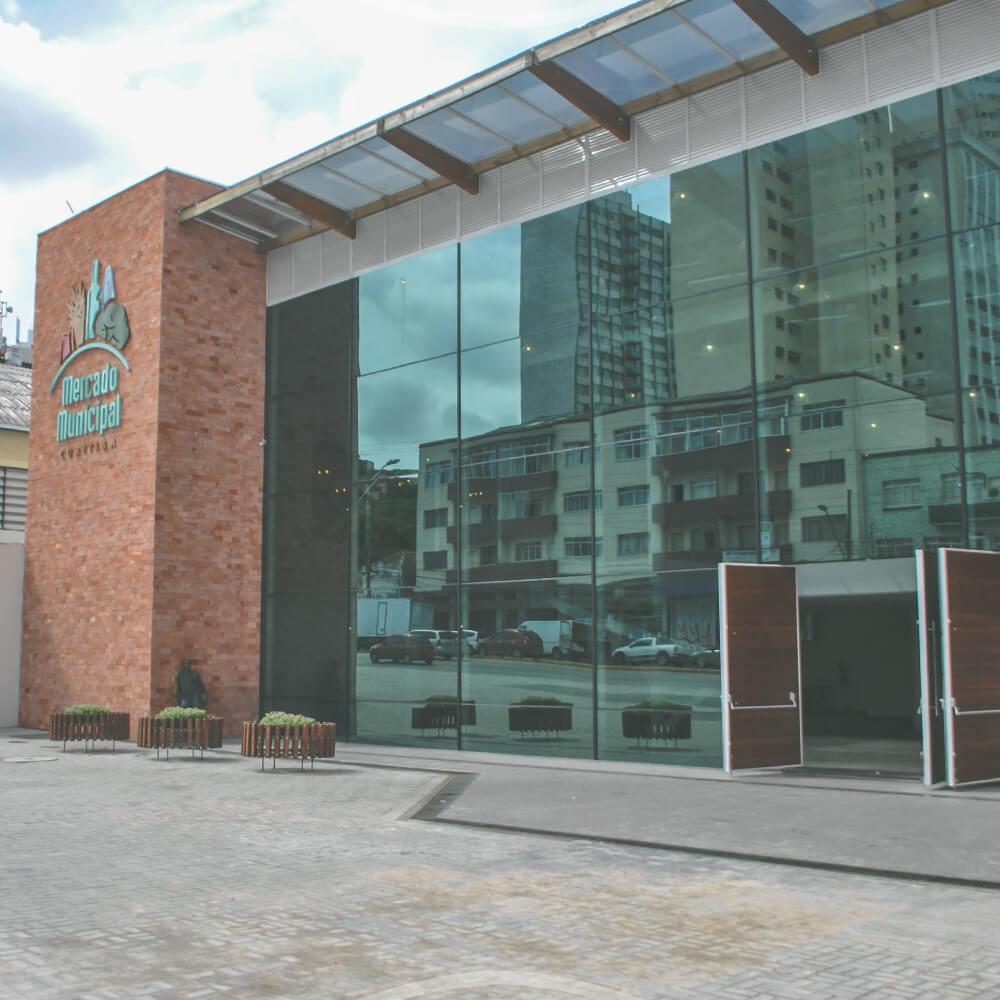 02 De Agosto: Inauguração Do Atual Mercado Municipal