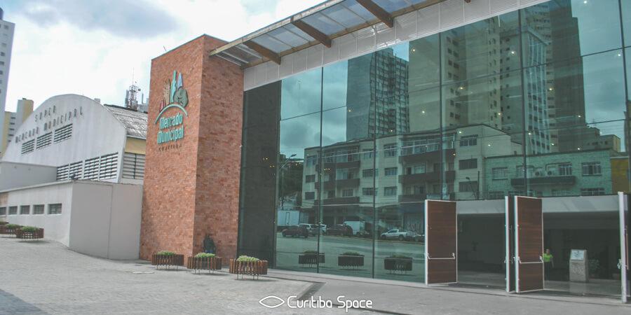 Mercado Municipal - Curitiba Space