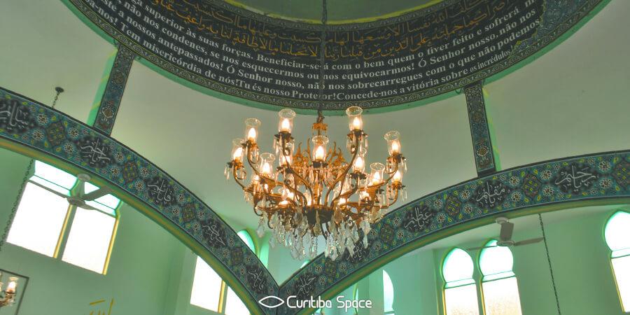 Mesquita Imam Ali ibn Abi Talib - Curitiba Space