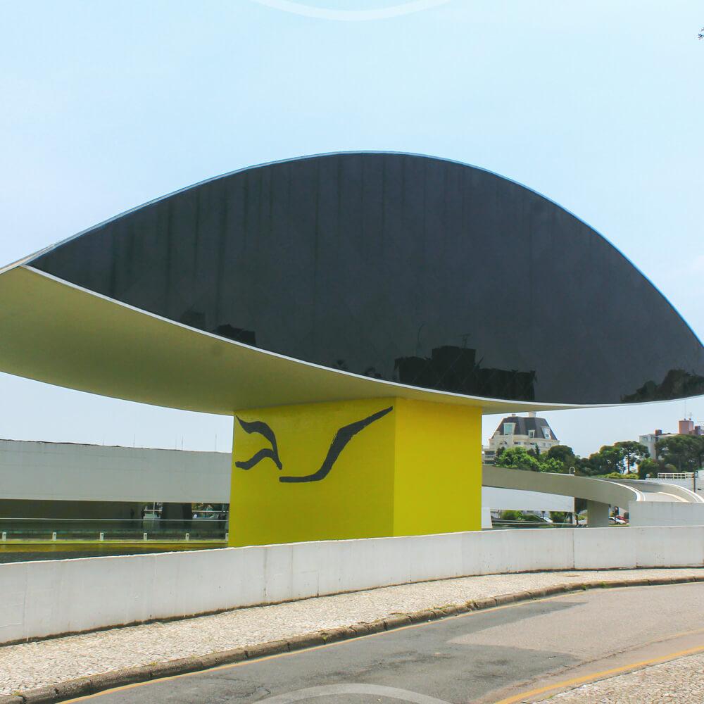 22 De Novembro: Fundação Do Museu Oscar Niemeyer