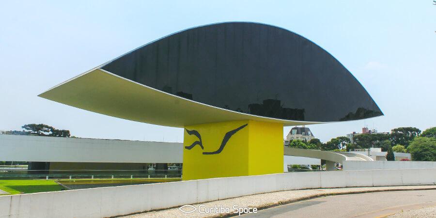 Museu Oscar Niemeyer (MON) - Curitiba Space