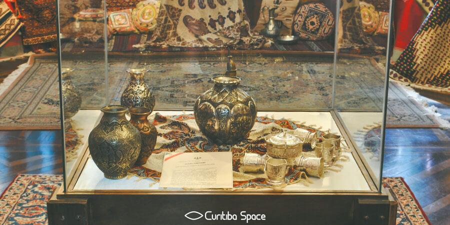 Museu Paranaense - Palácio São Francisco - Curitiba Space