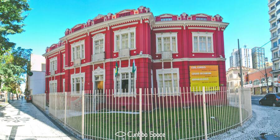 Museu de Arte Contemporânea do Paraná - Curitiba Space