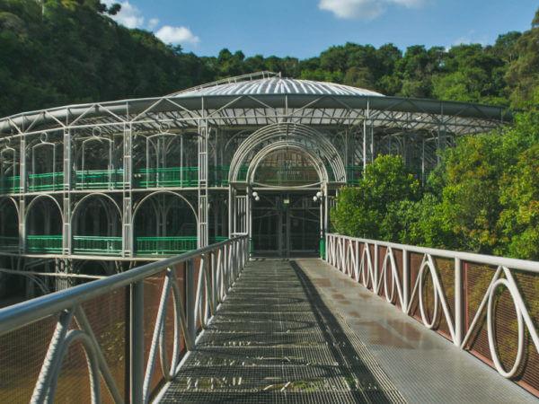 Ópera De Arame (Parque Das Pedreiras)