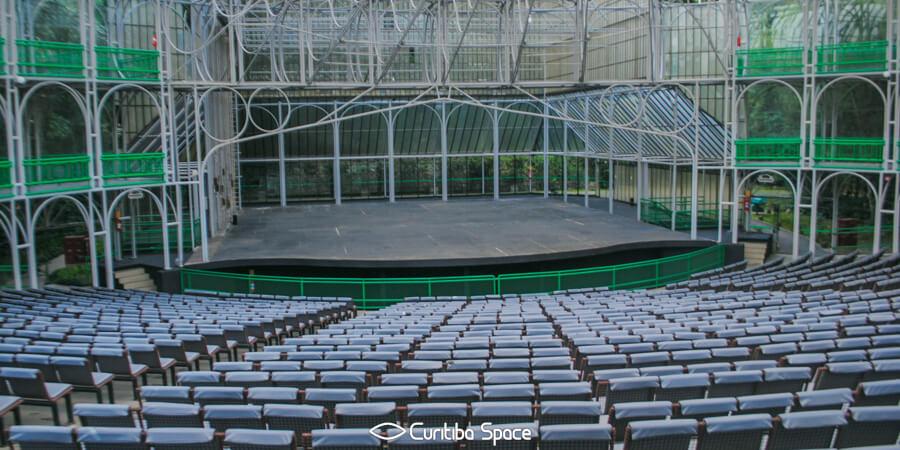 Ópera de Arame - Curitiba Space