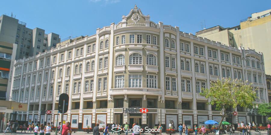 Palácio Avenida - Curitiba Space