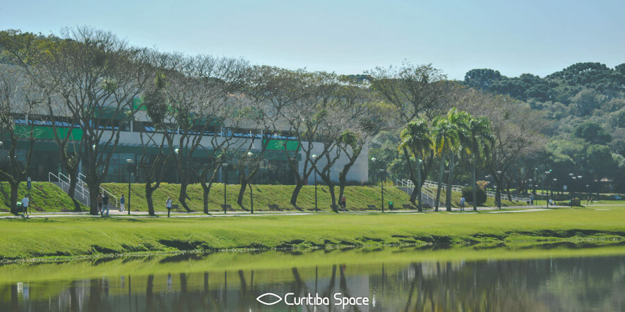 Parque Barigüi - Curitiba Space
