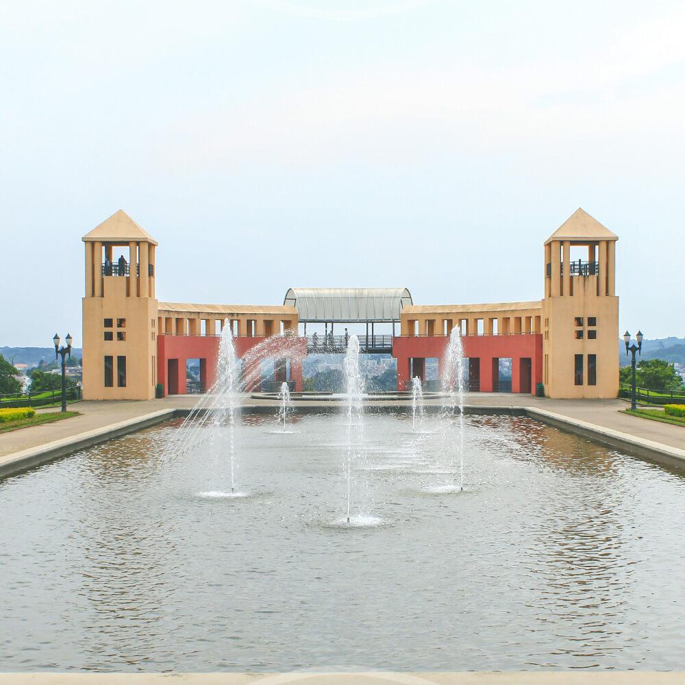 23 De Novembro: Inauguração Do Parque Tanguá