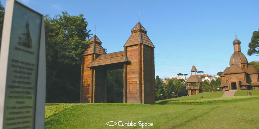 Memorial Ucraniano - Parque Tingüi - Curitiba Space