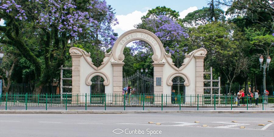 Passeio Público - Curitiba Space