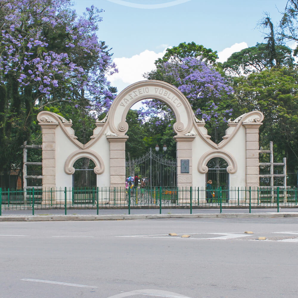 Portal Do Passeio Público