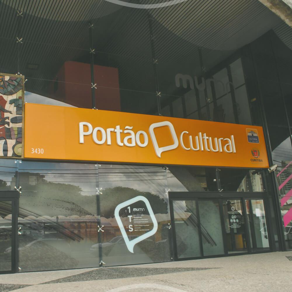 29 De Junho: Inauguração Do Portão Cultural