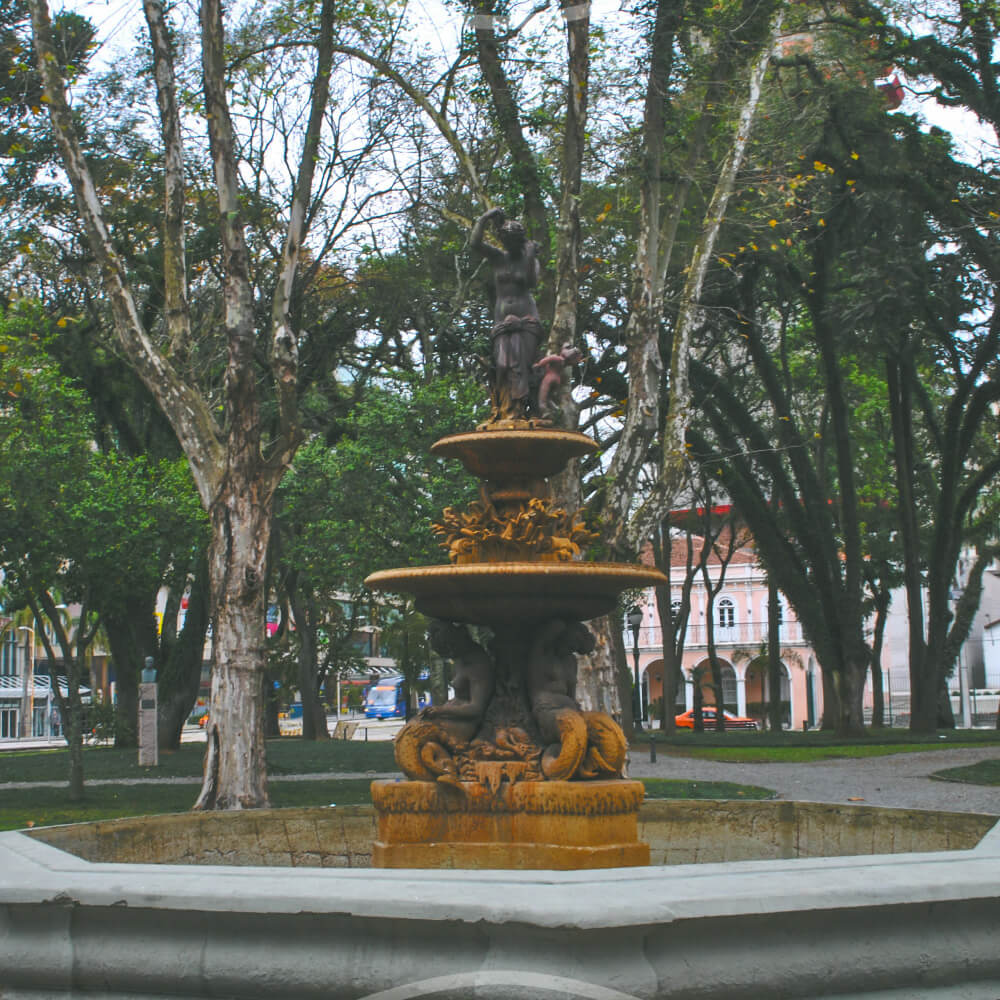 Praça Eufrásio Correia
