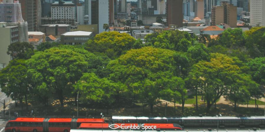 Praça Eufrásio Correia - Curitiba Space