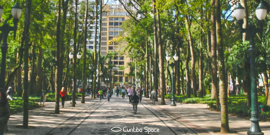 Praça Osório - Curitiba Space