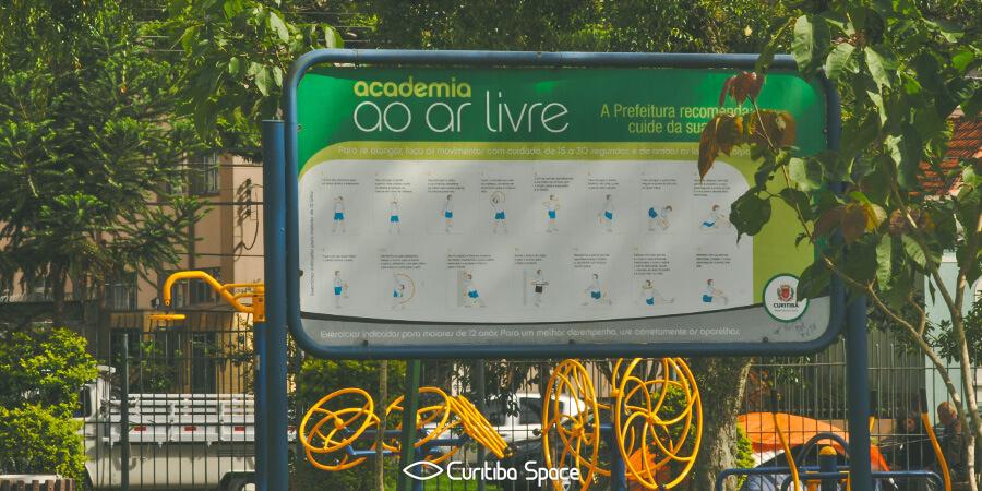 Praça Ouvidor Pardinho - Curitiba Space