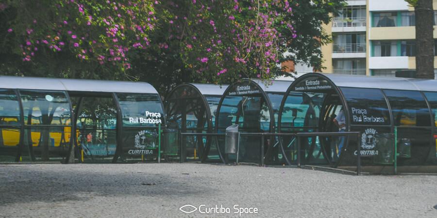Praça Rui Barbosa - Curitiba Space