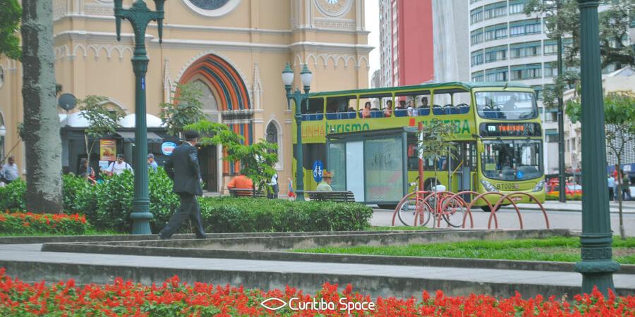 Praça Tiradentes - Curitiba Space